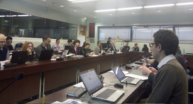 AUA & Mad About Pandas have participated at the Digital Learning meeting managed by DG CONNECT