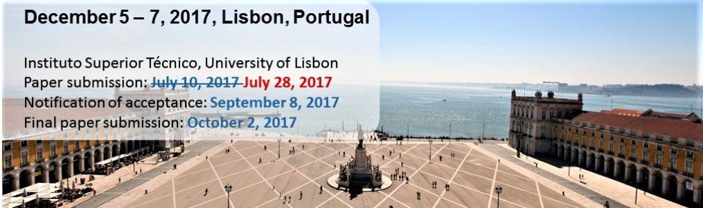 GALA Conference 2017. 5-7 December, Lisbon, Portugal