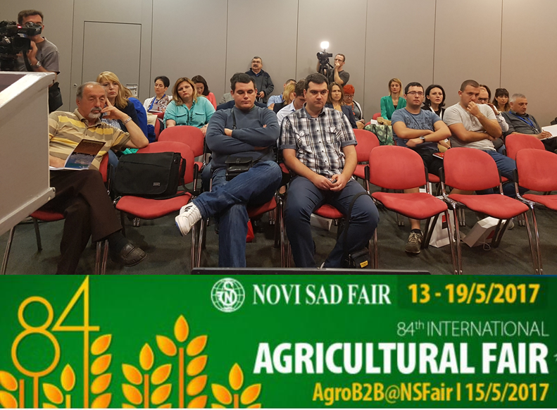 GATES presentation at the 84th International Agricultural Fair, Novi Sad (Serbia)