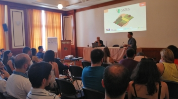 GATES final event at Agricultural University of Athens (AUA)